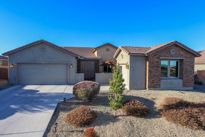 Sahuarita Single Family Home Active Contingent: 1288 E Lower Mine Lane