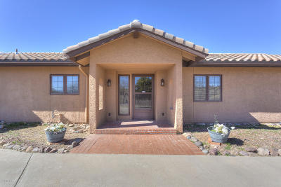 Rio Rico Single Family Home Active Contingent: 400 Rio Rico Drive