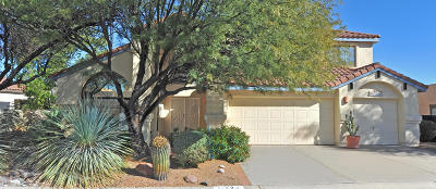 Oro Valley Single Family Home For Sale: 11290 N Scioto Avenue
