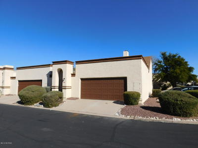 Tucson Single Family Home For Sale: 8876 N Joanna Drive