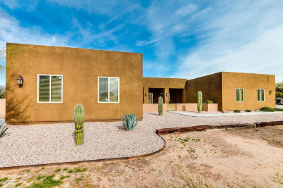 Pima County Single Family Home For Sale: 3014 W Lobo Road
