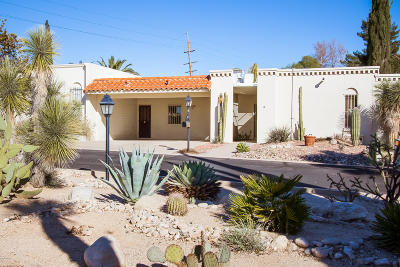 Tucson Townhouse For Sale: 6100 N Oracle Road #6