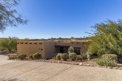 Tucson Single Family Home For Sale: 5981 E Avenida Arriba