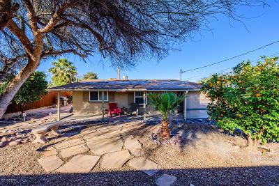 Tucson Single Family Home For Sale: 1517 N Van Buren Avenue