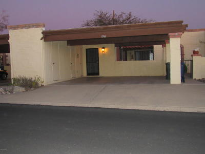 Tucson Townhouse For Sale: 2726 N Beverly Avenue