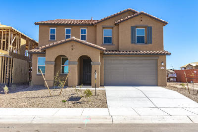 Marana Single Family Home For Sale: 11528 W Oilseed Drive