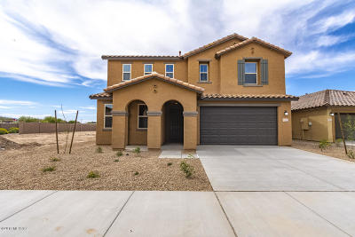 Marana Single Family Home For Sale: 11581 W Oilseed Drive