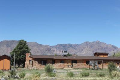 Cochise County Single Family Home For Sale: 9084 E Sky Ranch Road