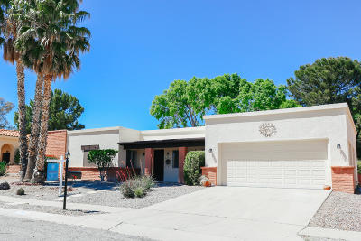 Green Valley Single Family Home For Sale: 299 E Paseo De Golf