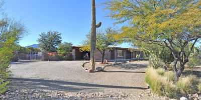 Tucson Single Family Home Active Contingent: 4463 N Placita Del Paisano