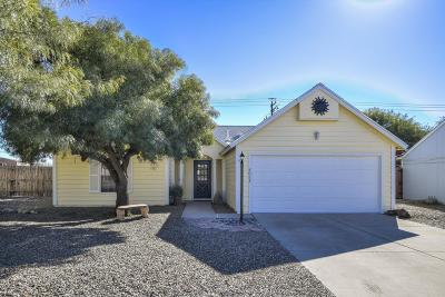 Tucson Single Family Home Active Contingent: 4021 W Bayou Place
