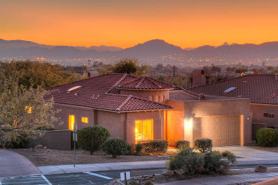 Tucson Single Family Home For Sale: 6105 N Campo Abierto