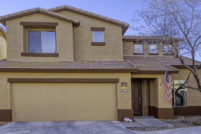 Tucson Single Family Home Active Contingent: 3444 N Camino Rio Colorado