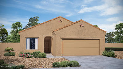 Marana Single Family Home For Sale: 12306 W Reyher Farms Loop