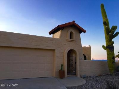 Tucson Townhouse For Sale: 810 N Camino Santiago #71