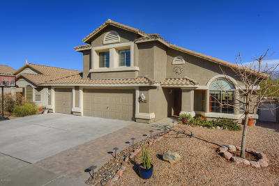 Oro Valley Single Family Home For Sale: 12818 N Lantern Way
