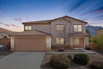 Oro Valley Single Family Home For Sale: 10196 Nine Iron Drive