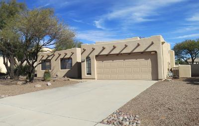Oro Valley Single Family Home Active Contingent: 12830 N Bandanna Way