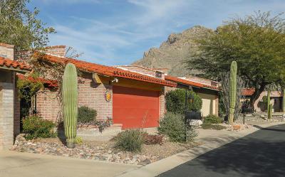 Tucson Townhouse Active Contingent: 8576 N Calle Tioga