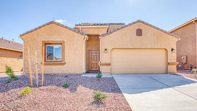 Marana Single Family Home For Sale: 9372 W Gambel Oak Lane