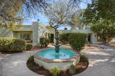 Tucson Townhouse For Sale: 7848 N La Canada Drive