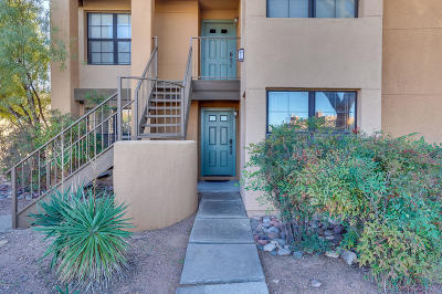 Tucson Condo For Sale: 6651 N Campbell Avenue #125