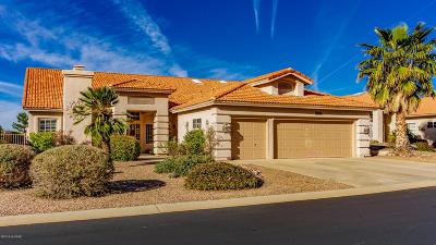 Saddlebrooke Single Family Home For Sale: 37356 S Desert Star Drive