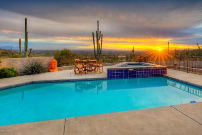 Pima County, Pinal County Single Family Home For Sale: 5436 N Avenida De La Colina
