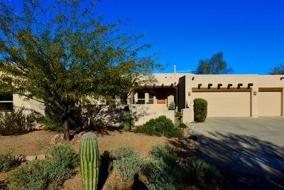 Tucson Single Family Home For Sale: 3751 N Robert Daru Drive