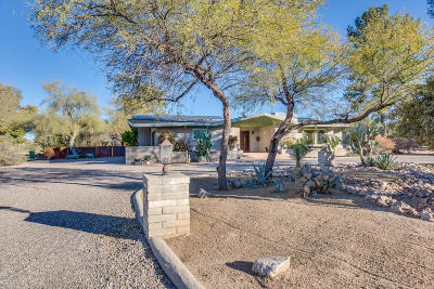 Oro Valley Single Family Home Active Contingent: 730 W Golf View Drive