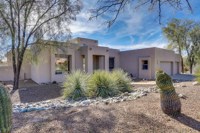 Pima County, Pinal County Single Family Home For Sale: 8828 E Bear Paw Place