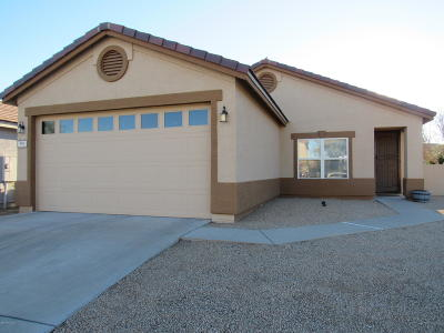 Oro Valley Single Family Home Active Contingent: 743 W Buffalo Grass Drive