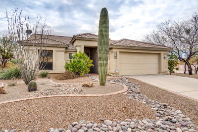 Green Valley Single Family Home For Sale: 1884 E Cliff Swallow Trail