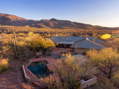 Vail Single Family Home For Sale: 18620 E Cactus Hill Road
