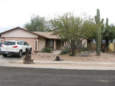 Single Family Home For Sale: 7561 S Camino Escarpado