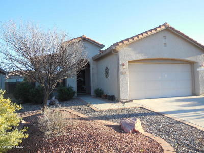 Tucson Single Family Home For Sale: 8025 W Wandering Spring Way