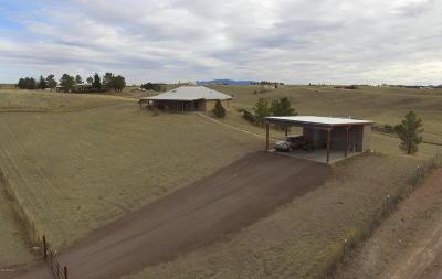 Sonoita Single Family Home For Sale: 31 Deer Run