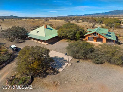Sonoita Single Family Home For Sale: 58 Holbrook Drive