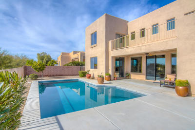 Marana Single Family Home Active Contingent: 4333 W Cloud Ranch Place