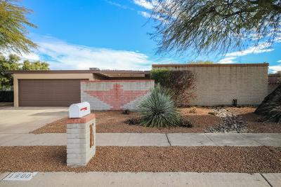 Pima County, Pinal County Single Family Home For Sale: 1800 N Heatherbrae Avenue