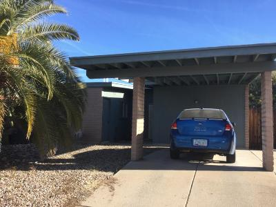 Tucson Single Family Home For Sale: 3208 W Northstar Drive