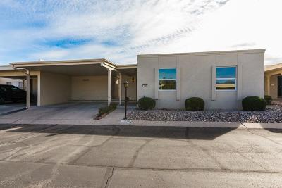 Pima County Townhouse For Sale: 1056 N Caribe Avenue