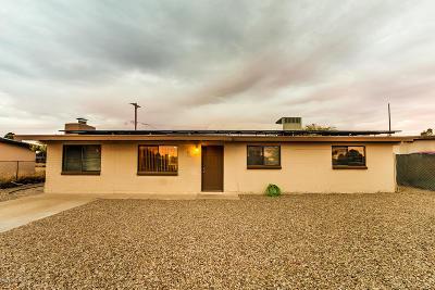 Tucson Single Family Home For Sale: 3849 E Nebraska Stravenue
