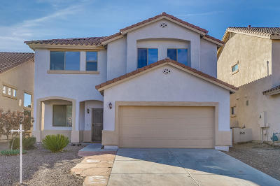 Sahuarita Single Family Home For Sale: 27 W Camino Rancho Quito
