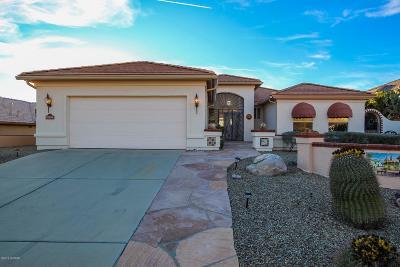 Saddlebrooke Single Family Home For Sale: 37172 S Highland Ridge Drive