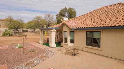 Oro Valley Single Family Home For Sale: 10101 N Pitchingwedge Lane
