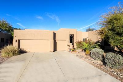 Single Family Home For Sale: 6227 N Camino De Corozal