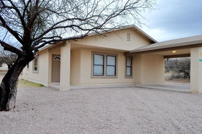 Rio Rico Single Family Home For Sale: 1284 W Frontage Road