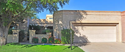 Tucson Townhouse For Sale: 7011 E Calle Tabara
