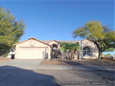 Tucson Single Family Home For Sale: 8816 N Bottlebush Lane